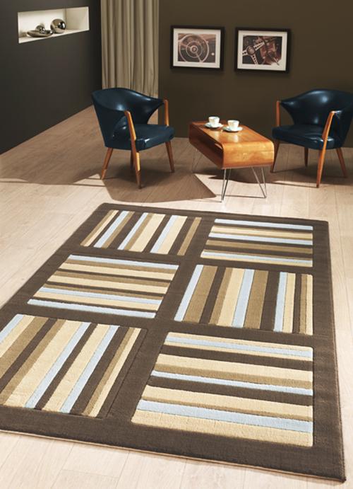璞園厚實超柔軟地毯-春田-160x230cm