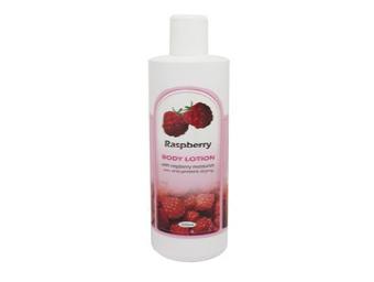覆盆莓乳液