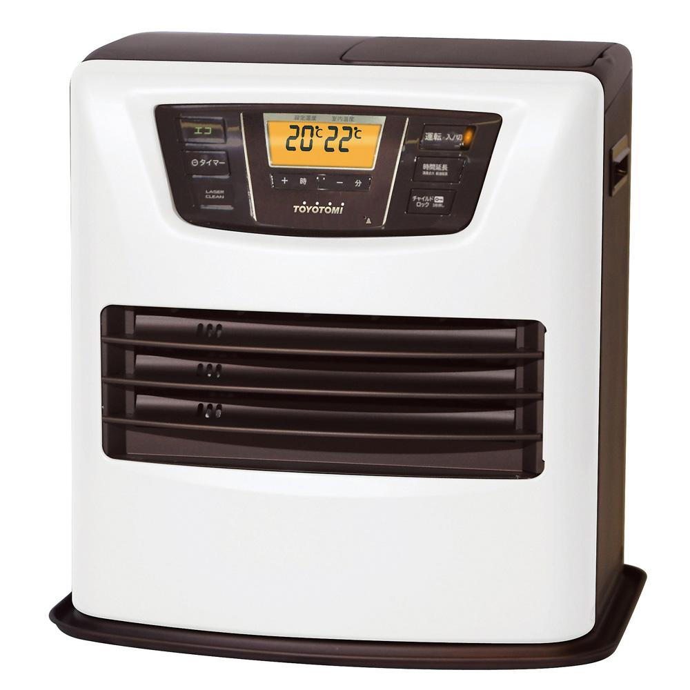 日本 TOYOTOMI 7L 煤油電暖爐 LC-L36C-TW
