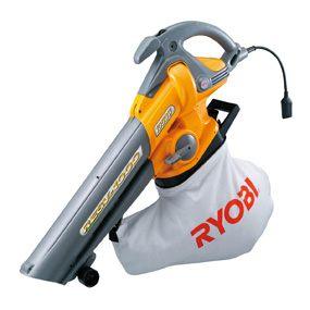 日本品牌RYOBI~RESV-1000 手持式 大口徑 電動 吹風機.吹葉機(吸葉機)可吸吹兩用(含稅價)