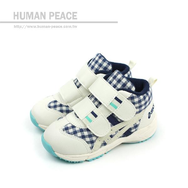 ASICS 休閒鞋 白 小童 no176