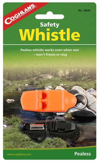 【鄉野情戶外用品店】 COGHLAN'S  加拿大  Safety Whistle 緊急安全哨/求生哨/0844