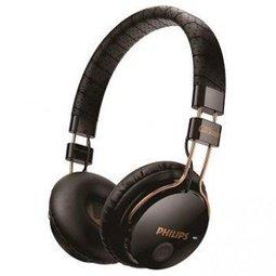 【迪特軍3C】PHILIPS 飛利浦 SHB8000 頭戴式藍芽耳機 黑色