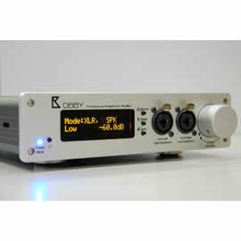 志達電子 Bobby 綜擴版 電光火石 FireWay 系列 Bobby 專業耳機擴大機 適用PS1000 HD800 T1 K702 HD600 門市開放試聽