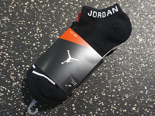 NIKE 耐吉JORDAN JUMPMAN NO-SHOW 3PPK 基本款3包裝襪 SX5546011
