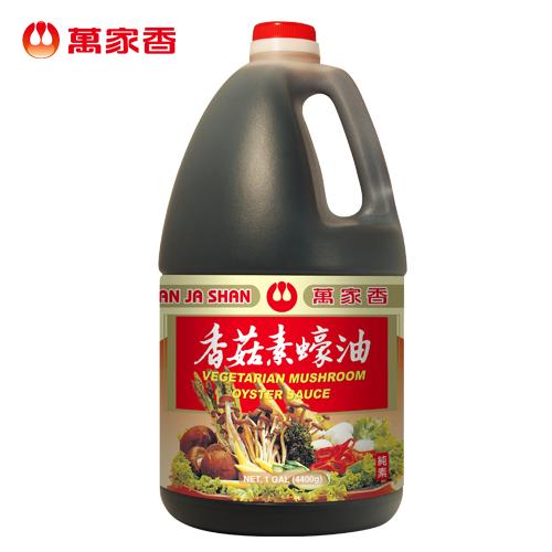 萬家香香菇素蠔油3750ml