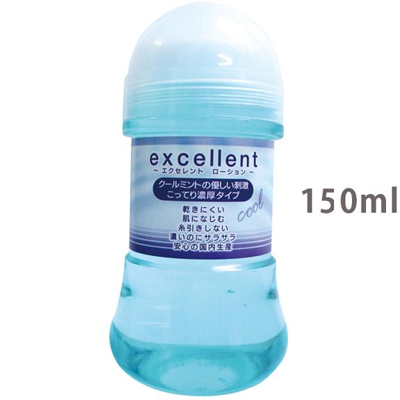 ■■iMake曖昧客■■日本EXE-卓越潤滑 清涼薄荷濃稠型150ml (1888130077)