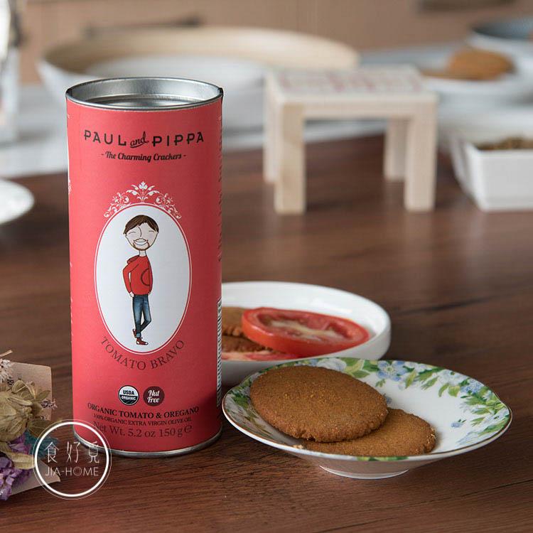 番茄萬歲Tomato Bravo ─ 天然番茄薄餅150g
