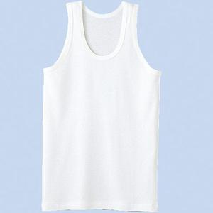 【Gunze郡是】原裝進口-兒童純棉100%內衣褲-背心/短袖/內褲(100cm~160cm)男童背心