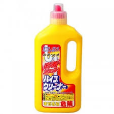 La maison生活小舖《合成洗劑排水管強力洗淨消臭洗劑800ml 》除臭/疏通 一次完成  廚房/衛浴水管清潔、保養 日本製水管保養清潔劑