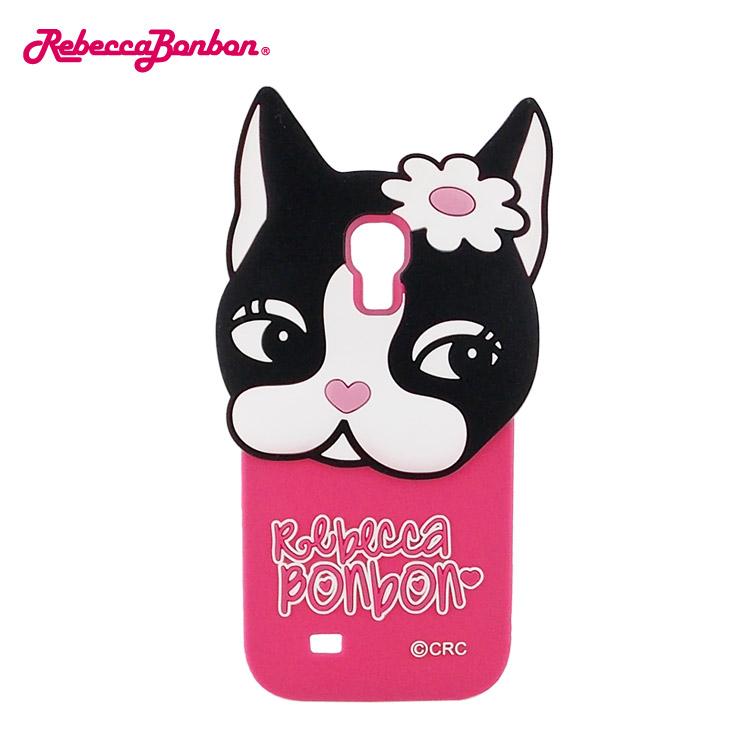 【Rebecca Bonbon】Samsung Galaxy S4 時尚立體造型經典狗頭保護套-降價優惠