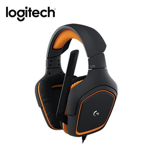羅技 Logitech G231 Prodigy 遊戲耳機麥克風