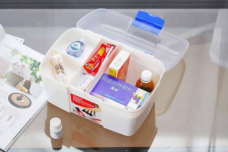 多層收納箱家用塑料箱  99元
