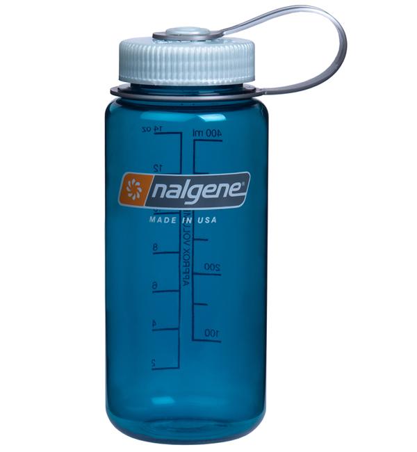 【鄉野情戶外專業】Nalgene  美國   寬口水壺《鱒魚綠》/運動水壺 水瓶 隨身水壺/2178-2316 【容量500ml】