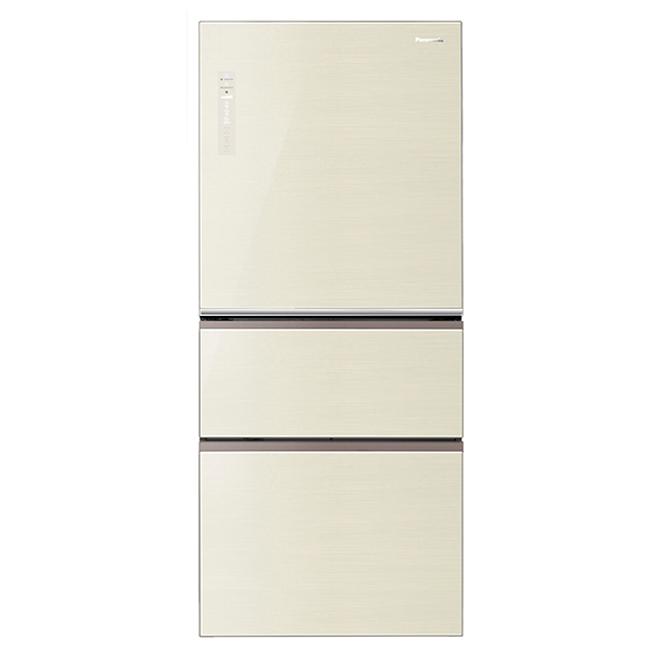 【國際牌Panasonic】ECONAVI 610L三門變頻電冰箱。翡翠金/(NR-C618NHG/NR-C618NHG-N)