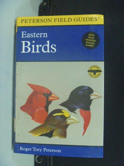 【書寶二手書T3/動植物_KNO】Eastern Birds_Roger Tory Peterson