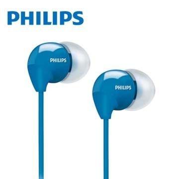 【迪特軍3C】PHILIPS 飛利浦 SHE3590 耳塞式耳機 藍色