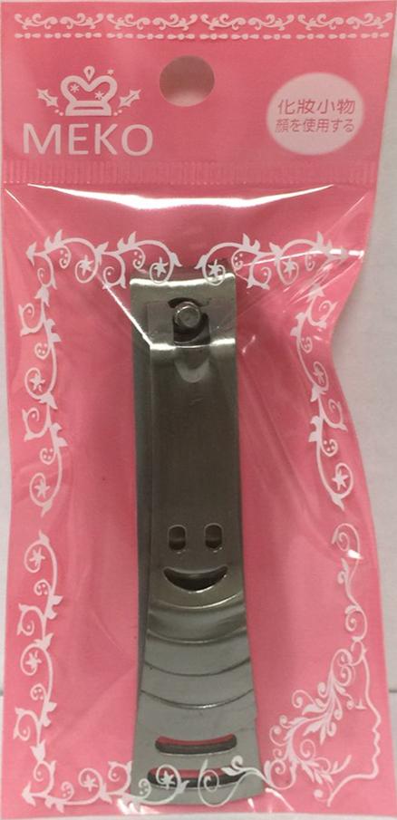 不鏽鋼微笑指甲剪(大) N-026