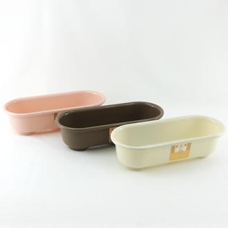 【珍昕】詰朵斯 英式簡約收納籃~3種顏色(30X12.8X8cm)