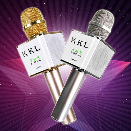 KKL 卡酷兒 K8 無線藍牙麥克風 K歌神器 / 媲美K068/Q7