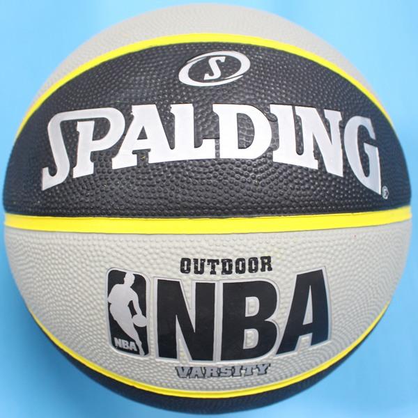 SPALDING 斯伯丁彩色籃球 NBA籃球 7號斯伯丁籃球/一個入{特590}