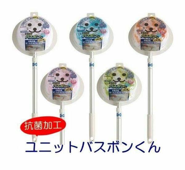 阿志小舖 日本進口小海豹浴室清潔風呂刷5色