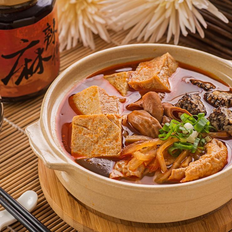 【十味觀】麻辣鮮鍋1,000公克x2入/盒