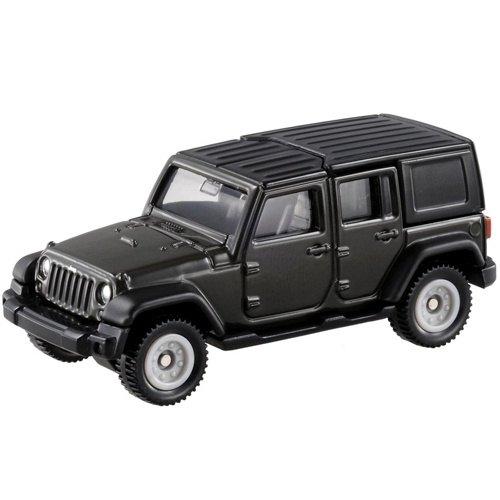 《 TOMICA 火柴盒小汽車 》TM080 Jeep Wrangler