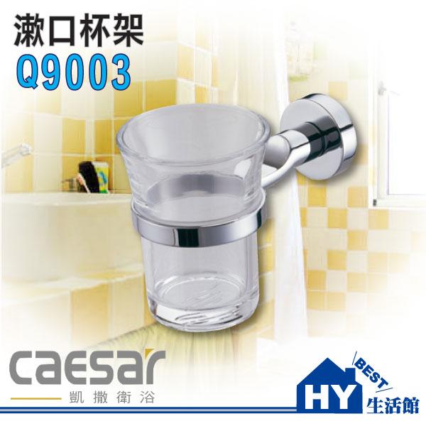 凱撒 Q9003 牙刷杯架 漱口杯架 單杯架《HY生活館》水電材料專賣店