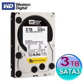 WD 威騰 3TB【SAS / 3001FYYG】企業級Re 5年保 3.5吋 7200轉 內接硬碟