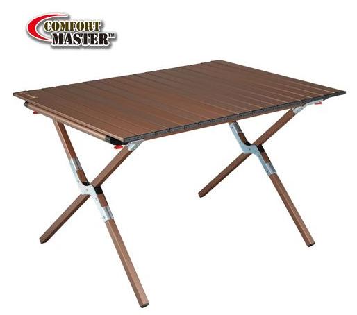 【露營趣】中和 美國 Coleman 舒適達人蛋捲桌 摺疊桌 休閒桌 CM-7632J