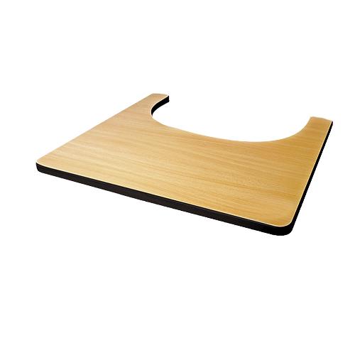 輪椅用餐桌板