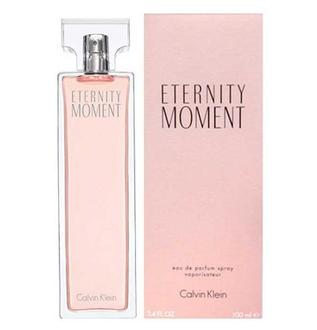 香水1986☆Calvin Klein Eternity Moment CK 永恆時刻女性淡香精 5mL 分裝瓶