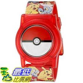 [美國直購] Pokemon Kids' POK3026 Digital Display Analog Quartz Multi-Color Watch 神奇寶貝 皮卡丘 手錶