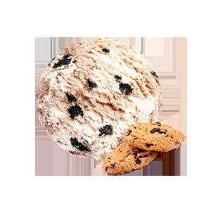 【DiiTO低脂手工冰淇淋】Cookies酥脆聖代(130ml/ 杯)  低脂手工冰淇淋