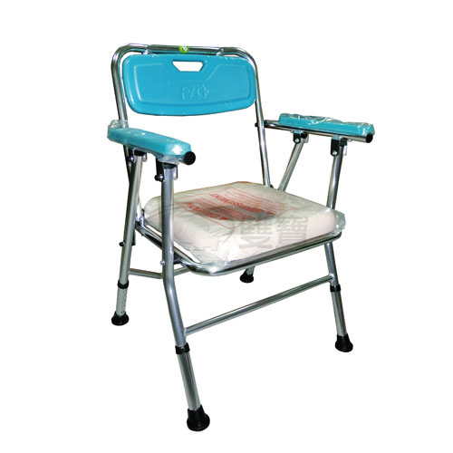 馬桶椅 富士康摺疊馬桶椅FZK-4527鋁合金便器椅