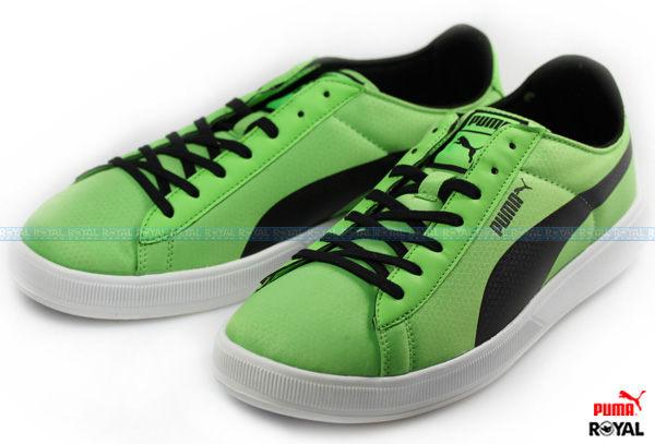 PUMA 新竹皇家 Archive Lite Low BRTS RT 綠色 慢跑鞋 男款 NO.A4150