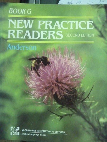 【書寶二手書T4/原文書_PFO】New Practice Readers_Anderson_2/e