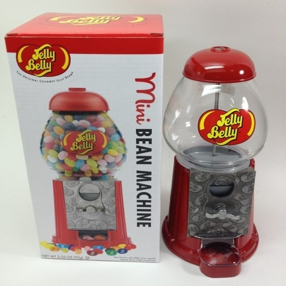 【橘町五丁目】JELLY BELLY 經典投幣式糖果機
