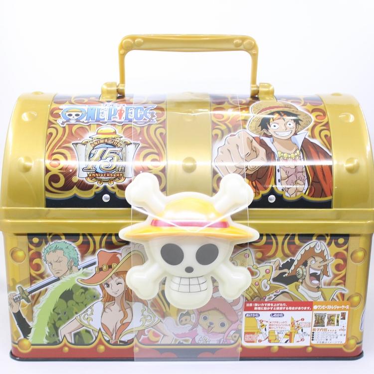 【橘町五丁目】期間限定! 日本航海王(海賊王)寶藏箱(不含零食)