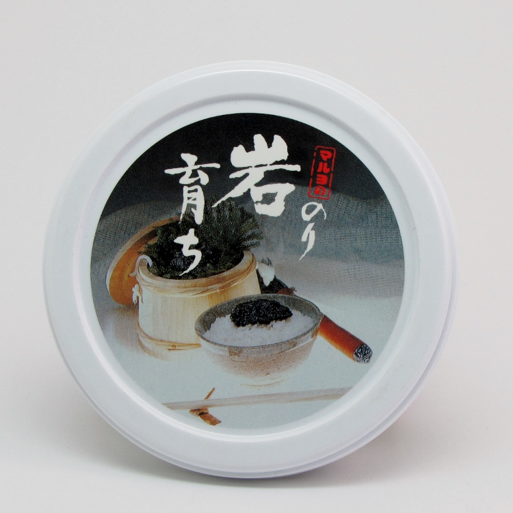 【橘町五丁目】日本丸友-岩海苔醬