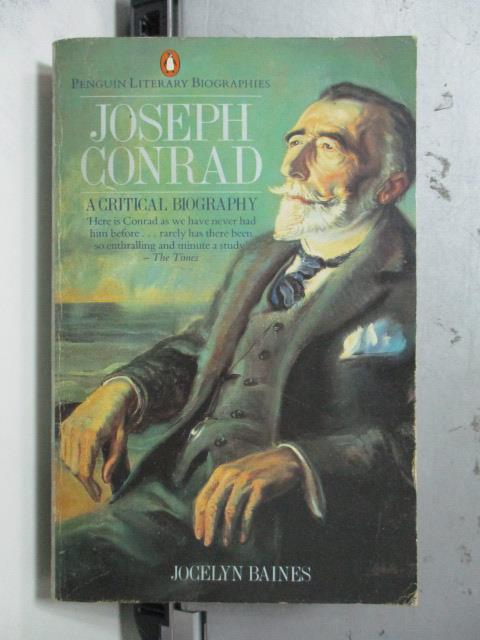 【書寶二手書T5/原文書_ODM】Joseph Conrad_Jocelyn Baines