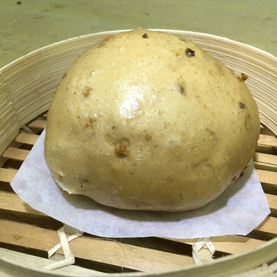 養身饅頭(5入)-佳香Q包子饅頭