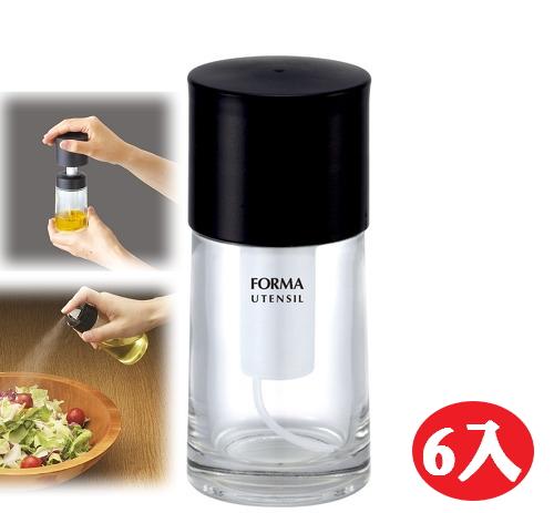 【晨光】日本ASVEL玻璃氣壓式噴油罐25ml (215575)-6入【現貨】