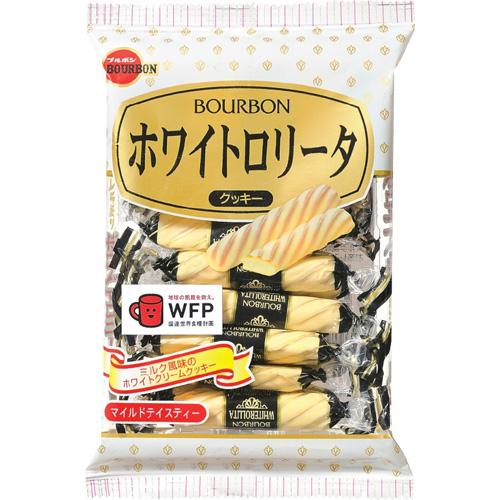 Bourbon北日本白巧克力餅乾捲(120g)
