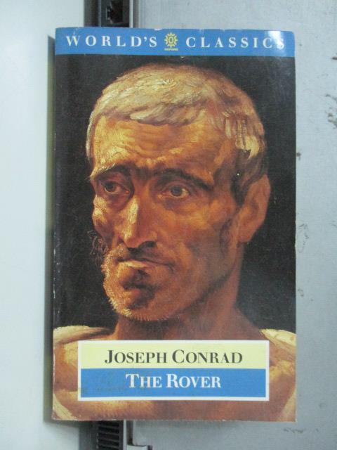 【書寶二手書T7/原文小說_OSB】The Rover_Joseph Conrad