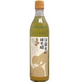 徐蘭香天然釀造醋---純米醋600cc/罐---
