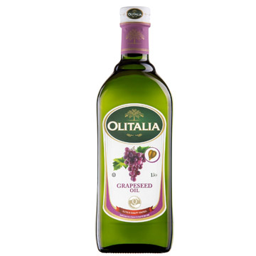 奧利塔葡萄籽油 1000ml/罐(Olitalia)