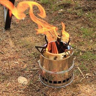【【蘋果戶外】】AppleOutdoor AP-521 火箭爐 Wood gas stove 野營專用柴氣化焚化爐 登山爐 柴爐 鍋架 非snow peak camp land
