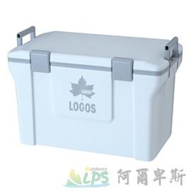 [阿爾卑斯戶外/露營] 土城 LOGOS 冰桶 行動冰箱35L(白) 81448032